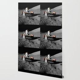 Apollo 17 - Moon Buggy Wallpaper