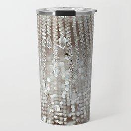 Crystals and Light Travel Mug