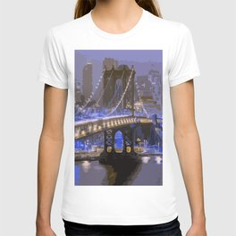 Lights of New York City T-shirt