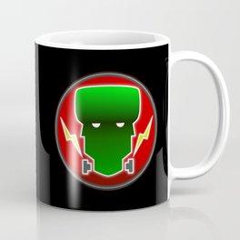 Neon Frankenstein Coffee Mug