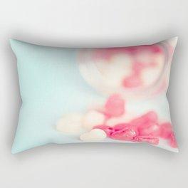Jar of hearts  Rectangular Pillow