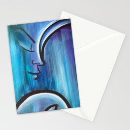 Water Woman 1 Stationery Cards