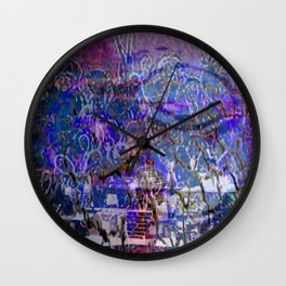 Another New World Wall Clock