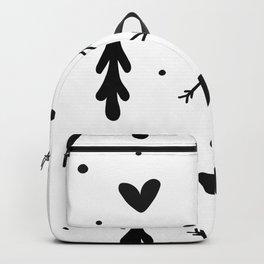 Tribal art Backpack