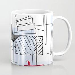 architects + furniture Coffee Mug