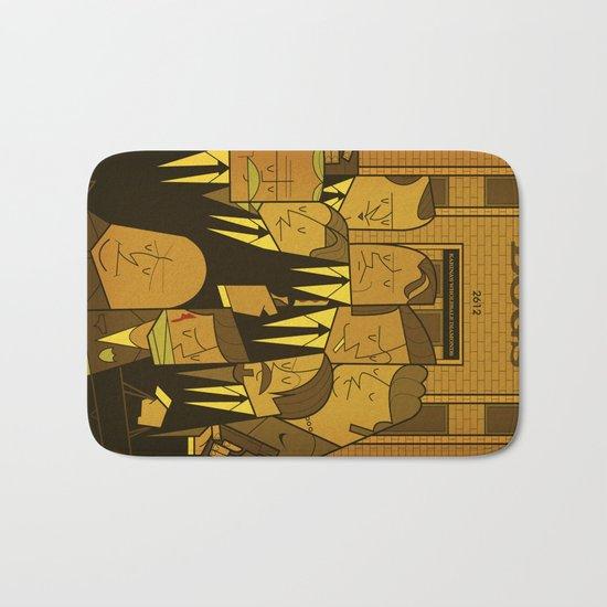 Reservoir Dogs Bath Mat