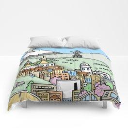Quito Comforters