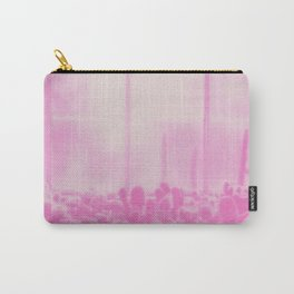 Pink Cacti Carry-All Pouch
