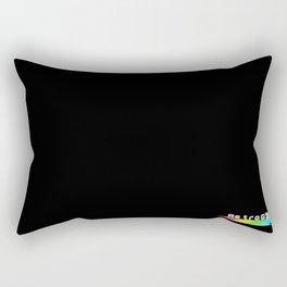 Retro ZX Gamer Rectangular Pillow