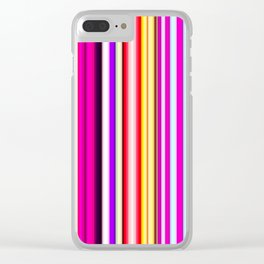 Fluor Candy Clear iPhone Case