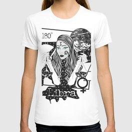 Libra - Zodiac Sign T-shirt