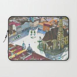 Unirii square Laptop Sleeve