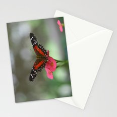 Butterfly House 2 Stationery Cards