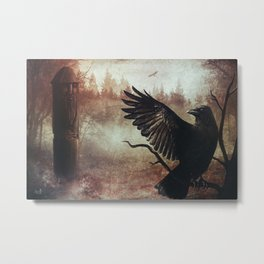 Untitled VII Metal Print