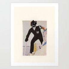 ID1 Art Print