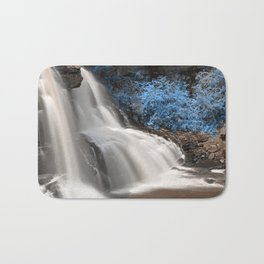 Blackwater Falls - Winter Sphinx Bath Mat