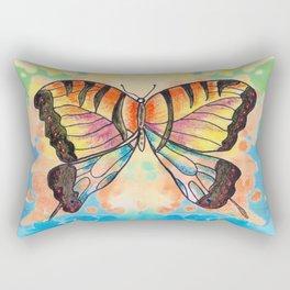 Simply Butterfly Rectangular Pillow