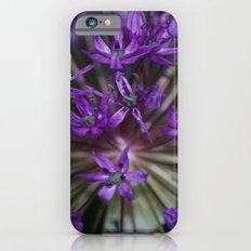Purple Burst Slim Case iPhone 6s