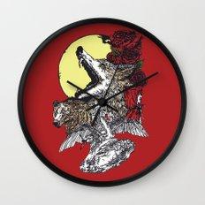 Grimm Wall Clock