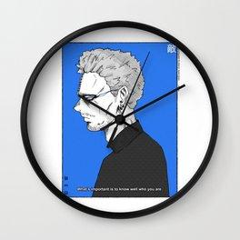 Villain - Twice Wall Clock