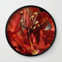 Flower (1) Wall Clock