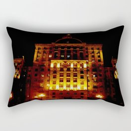 Night Crest 1 Rectangular Pillow