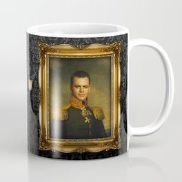 Matt Damon - replaceface Coffee Mug