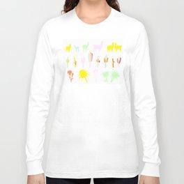 Norte Argentino V4 Long Sleeve T-shirt