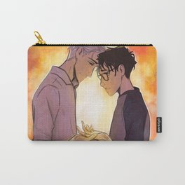 Viktor and Yuuri Carry-All Pouch