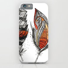 Sunset Feathers iPhone 6s Slim Case
