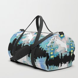 City of Many Suns Duffle Bag
