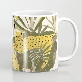 Th Jungle Life Coffee Mug