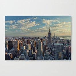 NYC 02 Canvas Print