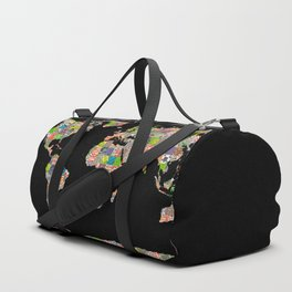 A world of cities (II) Duffle Bag