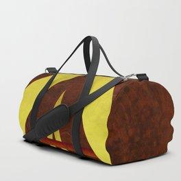 Golden Triangles Duffle Bag