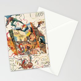"""Enemies Are Killing Me """"Slow"""" Stationery Cards"""