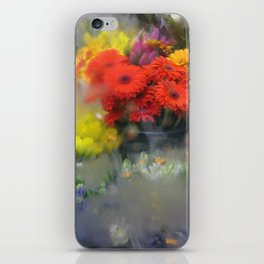 Bodega Flowers For Sale, New York City iPhone Skin