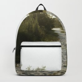 Sandy path Backpack