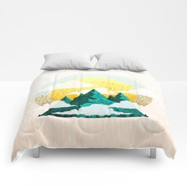 Mother Fucking Nature Comforters