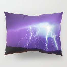 Foothills Lightning Pillow Sham