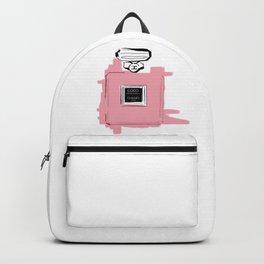 Pink perfume #6 Backpack