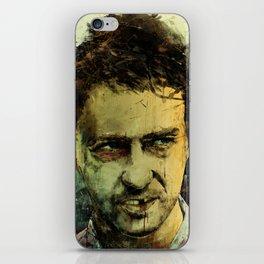 Schizo - Edward Norton iPhone Skin