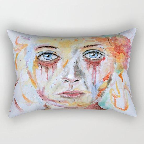 Deep Soul 11 Rectangular Pillow