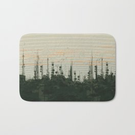 Mountain Top Bath Mat