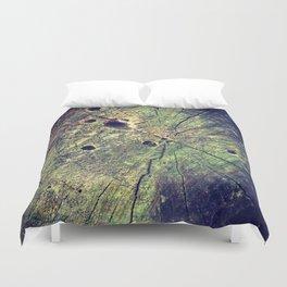 Nature Rings Duvet Cover