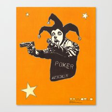 Pussy Power World Games Inc. Canvas Print