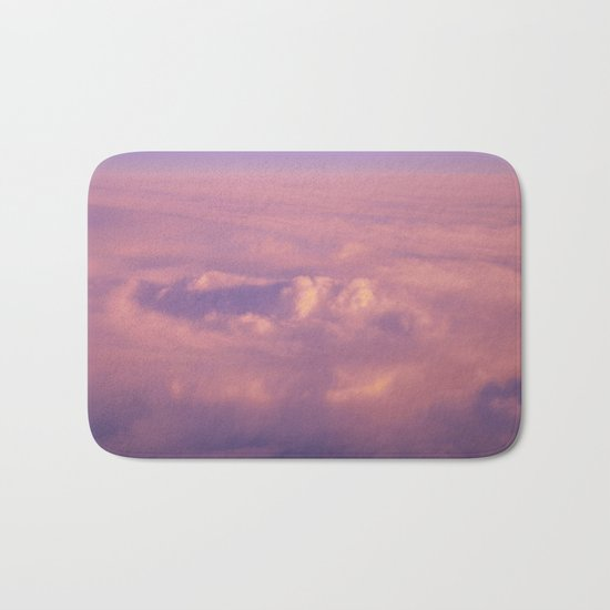 Cotton Candy III Bath Mat
