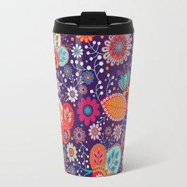 Shabby flowers #29 Travel Mug