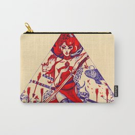 Scarlet-3 Carry-All Pouch