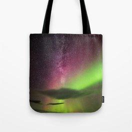Scandinavian Paradise Tote Bag